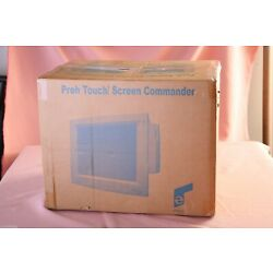 PREH Touch Commander MC15T5RMSBUS Touch Monitor - New Old Stock