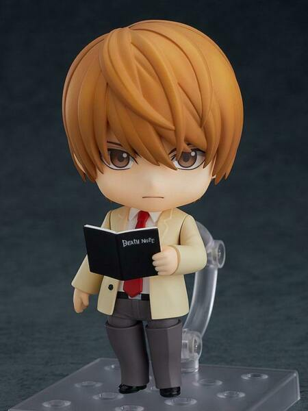 ItalienGood Smile Company  Death Notes Light Yagami 2.0 Version New