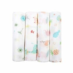 Kyпить Muslin Baby Swaddle Blankets, Bamboo Cotton Receiving Blankets for Baby на еВаy.соm
