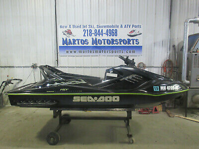 2005 SEA DOO RXT 215 SUPERCHARGED IC JET SKI HULL TOP & BOTTOM -- PICK UP IN MN