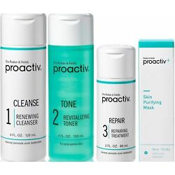 Kyпить Mask Proactive - ONE TIME ONLY SHIP! Proactiv 4pc 60 day Kit WITH Skin Purifying на еВаy.соm