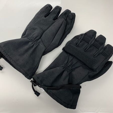 img-BLACK W&R EXTREME COLD WEATHER WATERPROOF GLOVES - Medium , British Army NEW