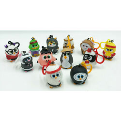 Kyпить Kung Fu Coop - Complete set of 12 collectible keychains на еВаy.соm