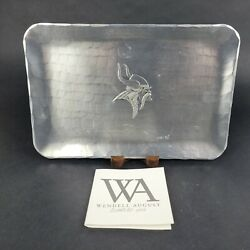 Kyпить Wendell August Forge Aluminum Metalware MN Vikings Made USA на еВаy.соm