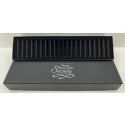 Kyпить Littleton's X970A Premier Morgan Dollar Society Padded Coin Slab Box 20-Slot на еВаy.соm