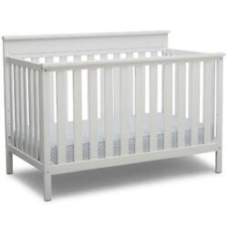 Kyпить Delta Children Kingswood 4-in-1 Convertible Baby Crib, Toddler Kid Bed Nursery на еВаy.соm