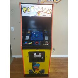 Kyпить Restored Pac-Man Arcade Machine Upgraded Games+++ на еВаy.соm