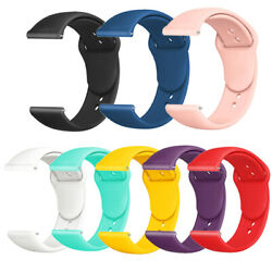 For Samsung Galaxy Watch Active 2 40 42 44mm Watch Band Silicone Sport Strap
