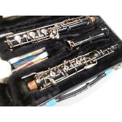 Kyпить Selmer Oboe Intermediate Model 123F Full Range Modified Conservatory на еВаy.соm