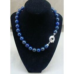 Kyпить CAROLYN POLLACK RELIOS?? BLUE LAPIS BEADED NECKLACE W/TOGGLE CLOSURE на еВаy.соm