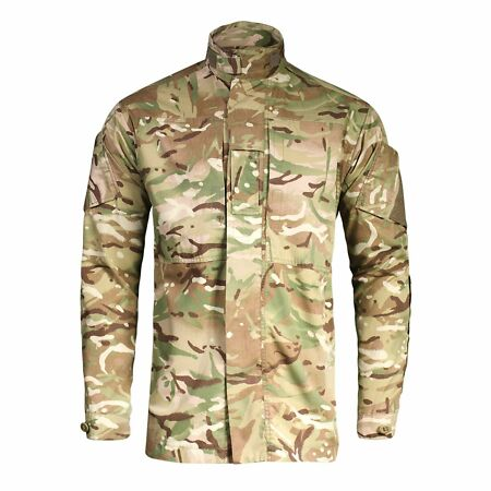 img-NEW British Army Shirt Jacket MTP Combat PCS Multicam Surplus