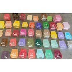 SCENTSY WAX BARS! PICK YOUR SCENT ! LARGE VARITY W/FREE SAMPLE! FREE SHIP NEW