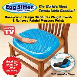Kyпить Egg Sitting Gel Flex Cushion Seat Sitter Flex Pillow Back Support на еВаy.соm