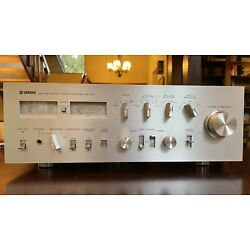 Kyпить Yamaha CA-1010 Natural Sound Stereo Amplifier Vintage Serviced, LED's  Excellent на еВаy.соm