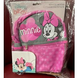 Kyпить NEW Disney Baby Minnie Mouse Kids Harness Backpack на еВаy.соm