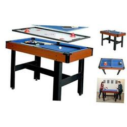 Kyпить  BG1131M Triad 3-in-1 48-in Multi Game Table with Pool, Glide Hockey, and Blue на еВаy.соm