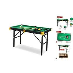 Kyпить Rack Leo 4-Foot Foldable Billiard/Pool Table green+black на еВаy.соm