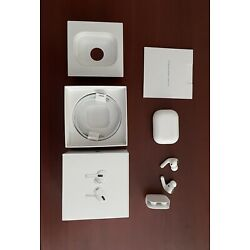 Kyпить Apple AirPods Pro - White (Open Box) Guaranteed Authentic With Valid Serial # на еВаy.соm