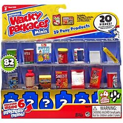 Kyпить World's Smallest Wacky Packages Minis Series 2 20-Pack на еВаy.соm