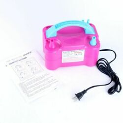 Kyпить 600W AC Portable Electric Balloon Pump Air Blower Electric Inflator for Decorate на еВаy.соm