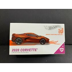 Kyпить Hot Wheels Chevy Corvette C8 2020 ID Copper FXB02-998D 1/64 на еВаy.соm