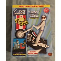 Kyпить Classic Series Evel Knievel Stunt Cycle And Energizer-Launcher Set Action Toy на еВаy.соm