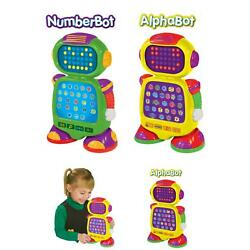 Kyпить The Learning Journey Alphabot & Numberbot Touchpad Sensor Interactive LED 2 Pack на еВаy.соm