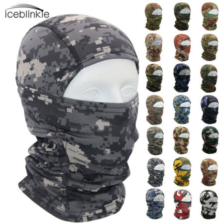 img-Tactical Military Camo Balaclava Land Force Army SAS Special Ops Face Cover Mask