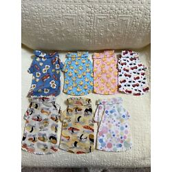 LITTLE LILY Toy Breed Dog Pajamas Small  Pick One