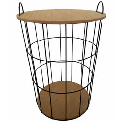 Kyпить Hudson 43 Storage Basket with Wooden Lid на еВаy.соm