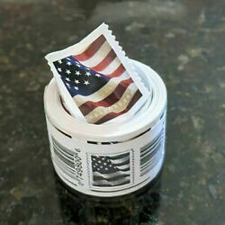Kyпить Roll of 100 Stamps USPS 2018 US Flag Forever Postage Stamps Free & Fast Shipping на еВаy.соm