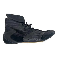 Kyпить Boxing Shoes Nike Lo Pro Boxing Size 10.5 Black/Black на еВаy.соm
