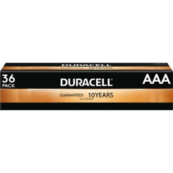Kyпить 36 Count Duracell AAA Alkaline Batteries March 2030 $17.97 Free Shipping на еВаy.соm