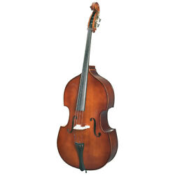 Stentor 1951 3/4 Size Student Series Upright Double Bass Outfit with Bow