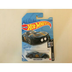 Muscle and Blown #184 5/5 Rod Squad 2021 Hot Wheels Case K/L  A35/70