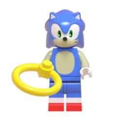 Kyпить SONIC THE HEDGEHOG FIGURE NEW CAN PLAY WITH LEGO на еВаy.соm