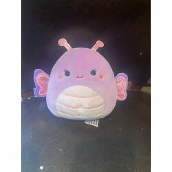Kyпить Squishmallows:  Brenda the Butterfly. Pre-Owned. 5