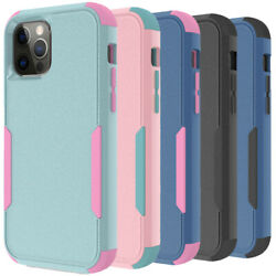 Shockproof Case For iPhone 12 11 Pro Max Xr Xs Max 6 8 7 Plus Heavy Duty Cover