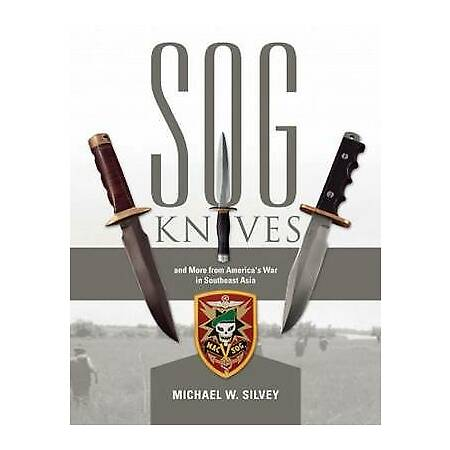 img-SOG Knives and More from America's War in Southeast Asia - 9780764351983