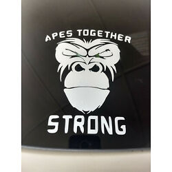 2-Pack AMC Stock Apes Strong Vinyl Stickers