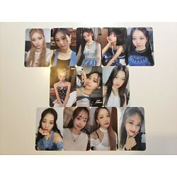 Loona & And MyMusicTaste MMT Orbit Ring 1 Official Photocards(7/14 Full Restock)