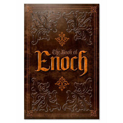 THE BOOK OF ENOCH - Translated by  R. H Charles  (1917, London, Hardback)