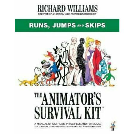 img-The Animator's Survival Kit: Runs, Jumps and Sk... 9780571358427 | Pre Order