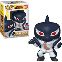 FUNKO POP! My Hero Academia Gang Orca Summer Shared Exclusive 2021 PREORDER W/P