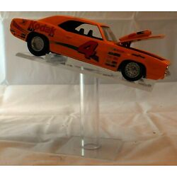 Collectible Display Stand for Models Diecast Cars Clear Acrylic Riser Showcase