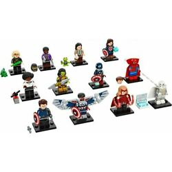 PRICE LOWERED  LEGO 71031 Marvel Series Minifigures  UNOPENED YOU PICK