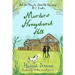 Murder at Honeychurch Hall (Vicky Hill). Dennison 9781472114464 Free Shipping*#
