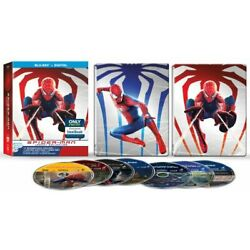 New Steelbook Spiderman Collection: 5 Films (Blu-ray)