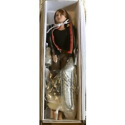TONNER THE HUNGER GAMES  KATNISS  EVERDEEN 16  FASHION DOLL NEW COMPLETE NIB