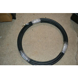 WIRE WIZARD WELD PRODUCTS 90 FEET FCXHLW 10 MM ID. SWAGED ON CONNECTORS